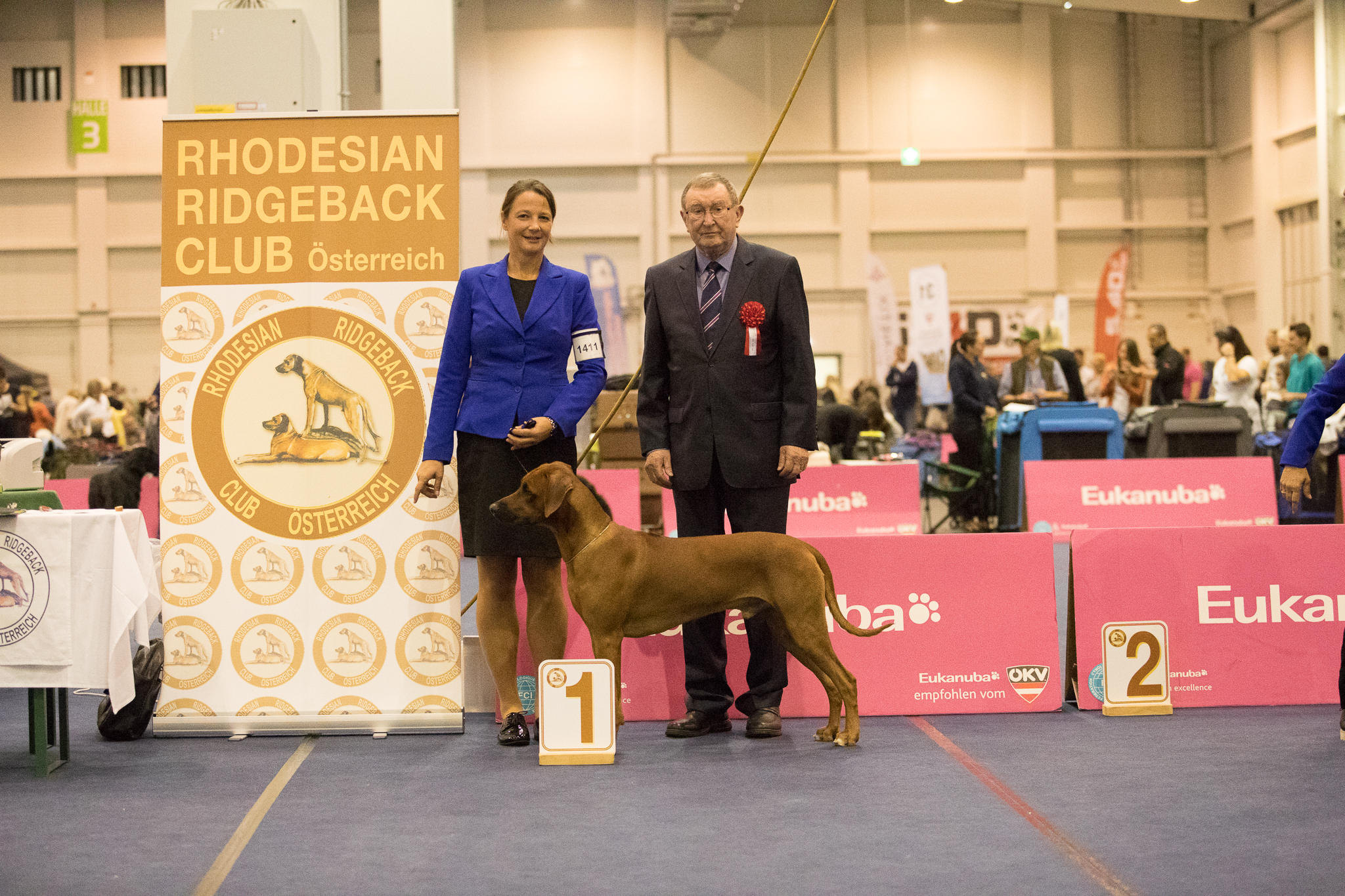 Ndoki Highlander Junior World Winner Amsterdam Winner